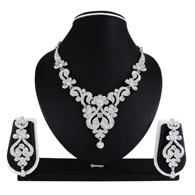 Bridal Necklace Set buy online price