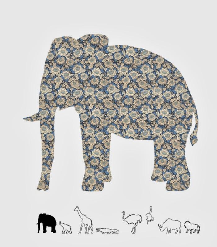Inke Heiland olifant