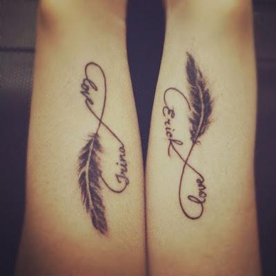 All Tattoo Ladies Tatuagens De Casais Tattoo Couple