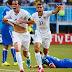Uruguaio e Itália fazem um dos melhores jogos do mundial na despedida da Arena das Dunas da Copa