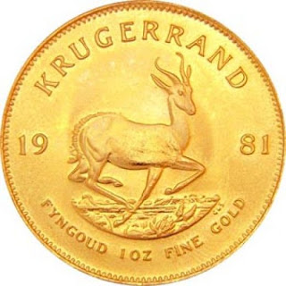 Krugerrand coin