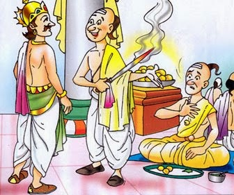 Tenali Raman and Astrologer