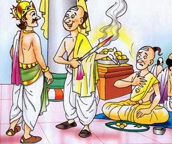 Tenali Raman and Astrologer