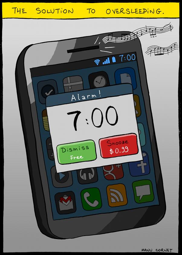Solução para nunca mais perder a hora de manhã