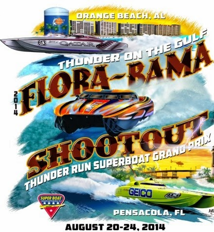 FloraBama Shootout, Penscaola FL and Orange Beach AL