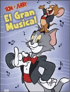 Tom+y+Jerry+El+Gran+Musical Tom y Jerry: El gran musical (2010) Español