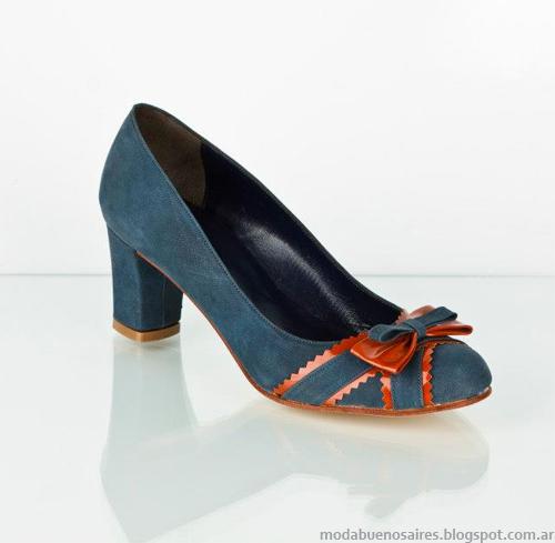 Moda zapatos invierno  2013 Ferraro