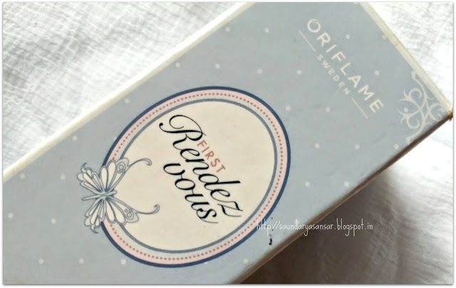 First RendezVous for Women by Oriflame Sweden Review