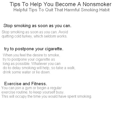 quit plan smoking
