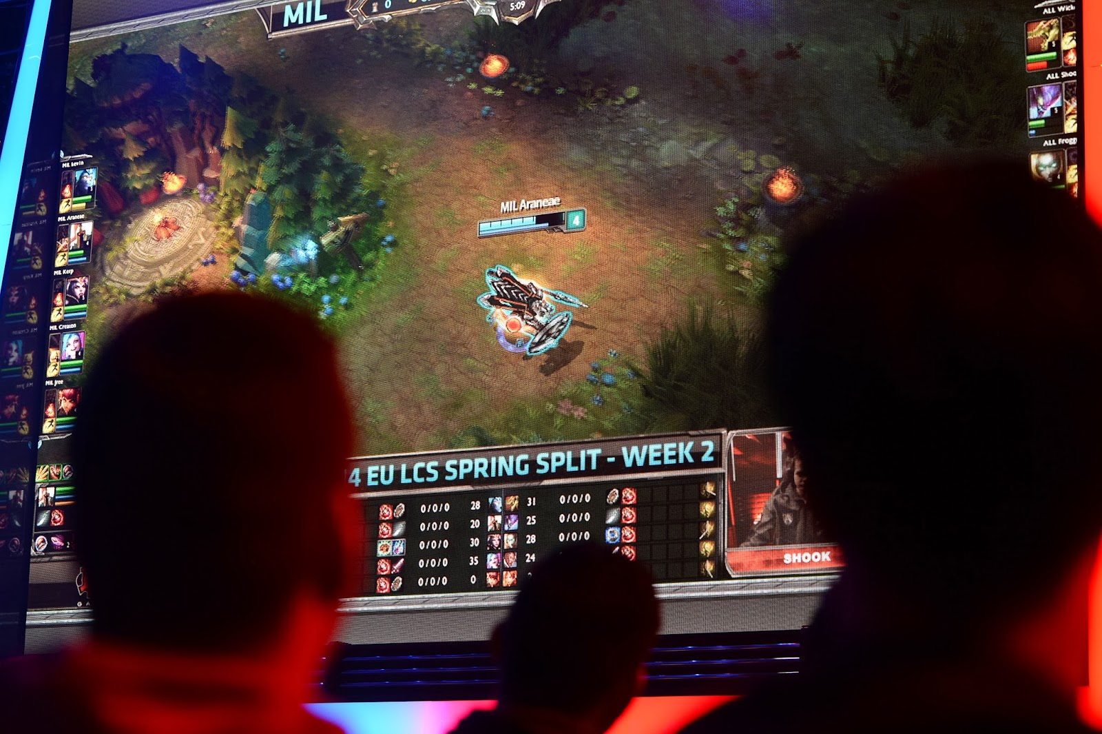 Championship, Cologne, Competition, Europe League Game, Game, Game Players, Germany, IT, League of Legends, Multiplayer Game, News, Online Game, Sports, Technology, Video Game,