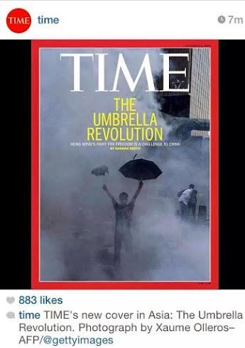 Hong kong: The umbrella revolution