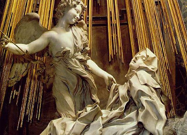 Angina - PT II Baroque-st-teresa