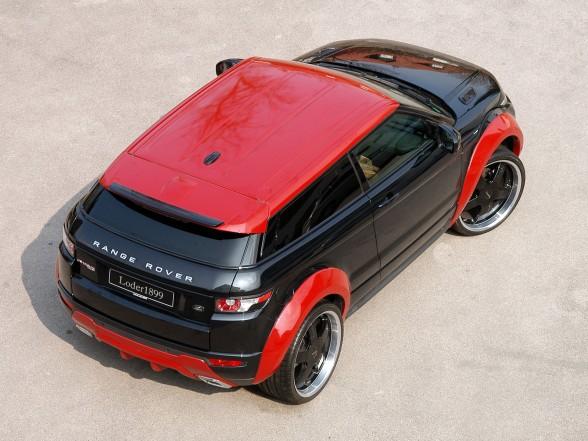 Range Rover Evoque Horus 2012 Loder 1899 Auto Pursuit