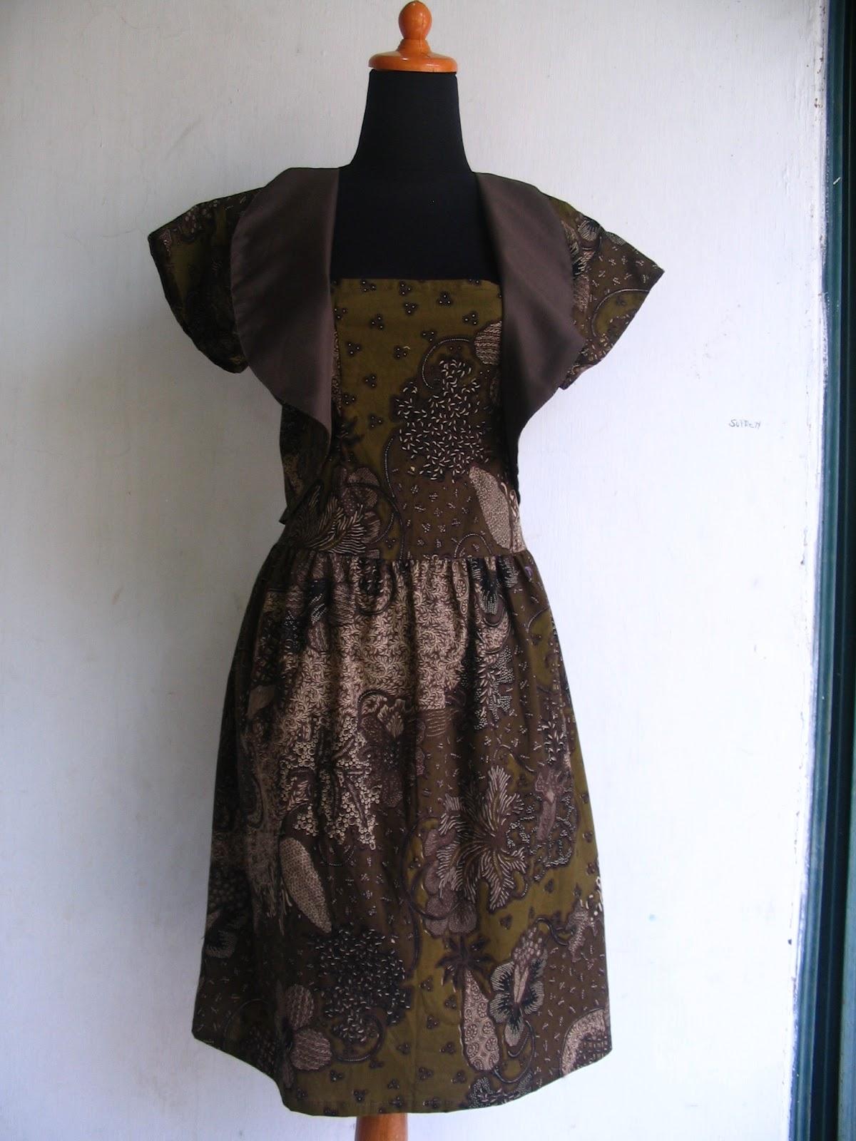 batik double stude
