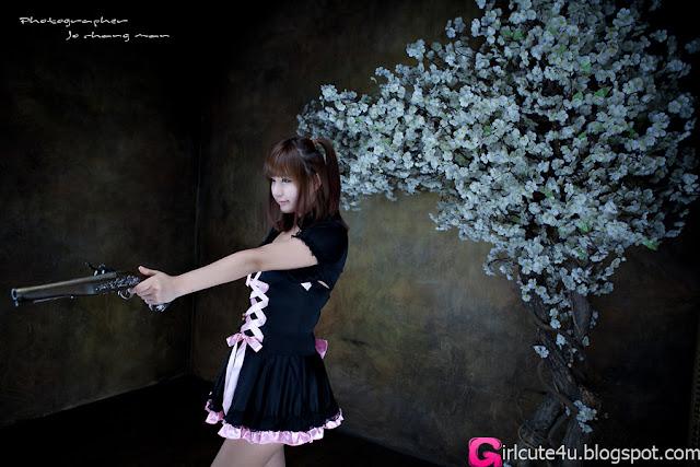 1 Another Cosplay from Ryu Ji Hye-very cute asian girl-girlcute4u.blogspot.com