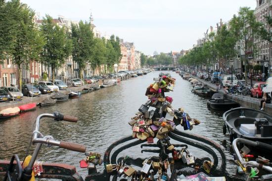 Grachten Amsterdam, Niederlande | von EvelynLaFleur