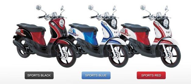 Harga Motor Yamaha Jupiter Mx Cw 2014