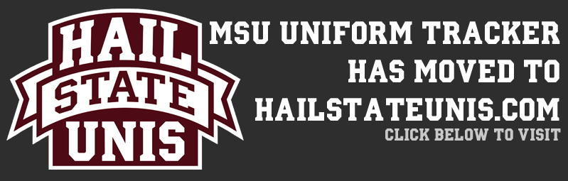 Hail State Baseball Uniform Tracker