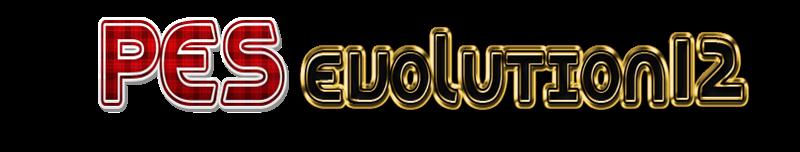 Pes Evolution12 - Tudo para PES 2013