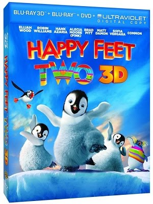 Capa Happy Feet 2 – O Pinguim Bluray 3D 1080p Dual Audio