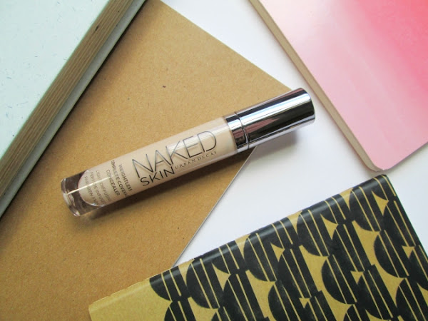 Worth the Hype? The Urban Decay Naked Skin Concealer