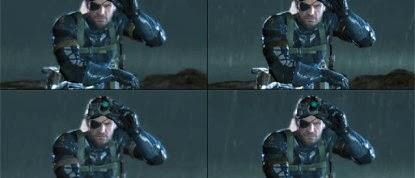 Vídeo mostra comparação entre vídeo games