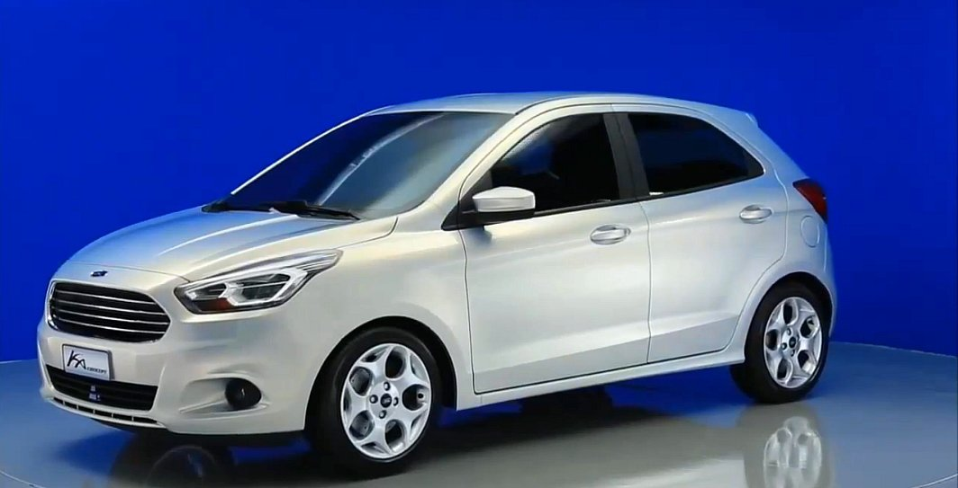 New Ford Ka Full Details And Price
