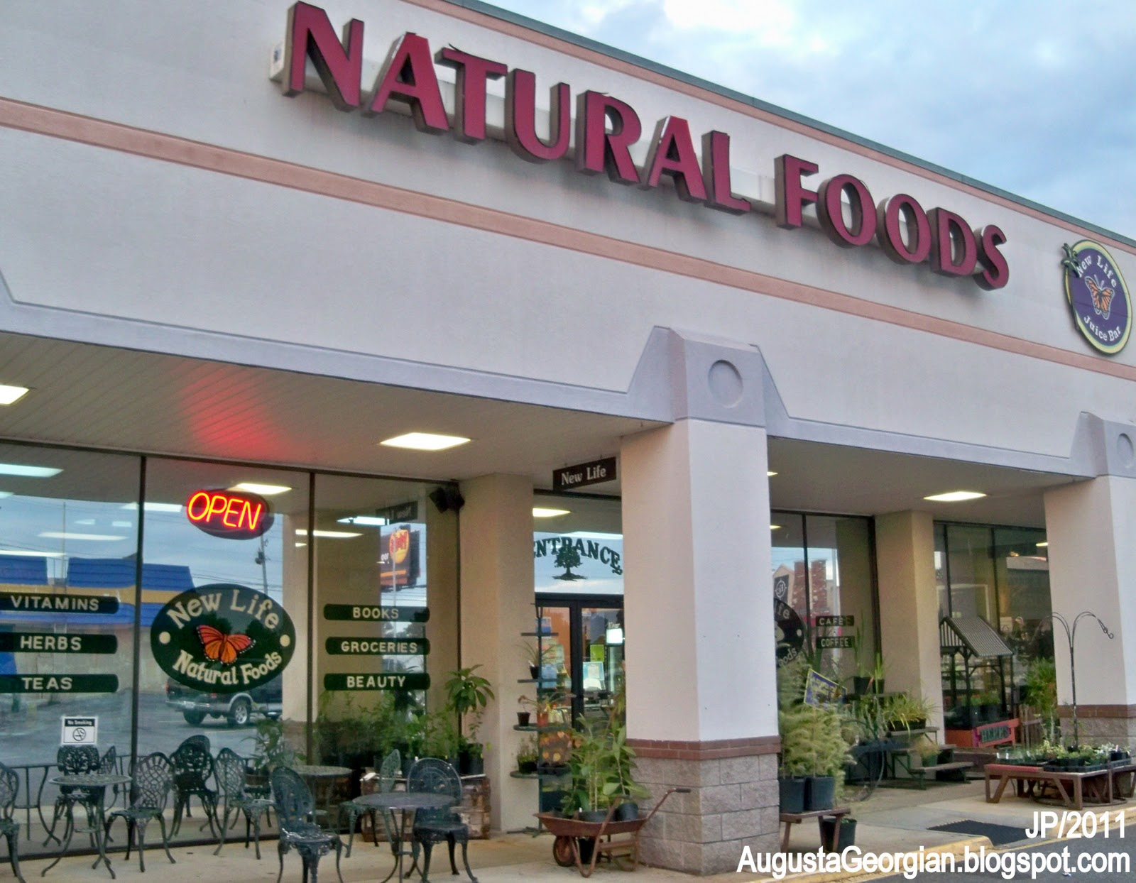 Organic food stores in new mexico