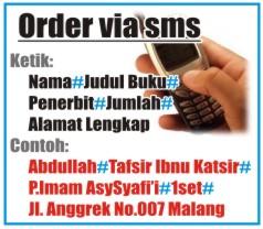 Cara Order Buku