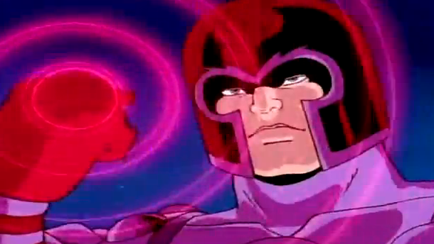 X-Men 90's Animated Series Villain Magneto