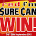 Red FM Sure Can Win Contest
