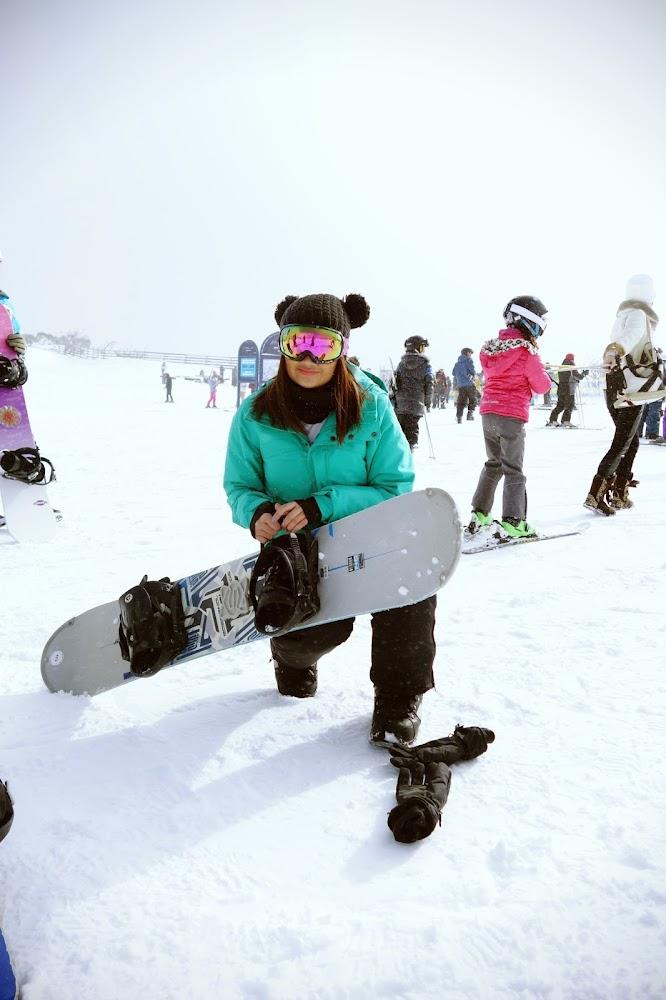 Snowboarding Jindabyne Perisher Blogger 2014