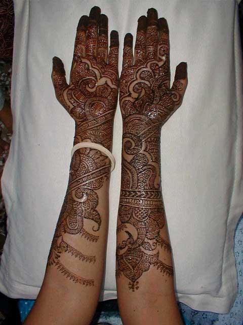 Indian Bridal Mehndi Designs 2013 | Mehndi Desings 2013