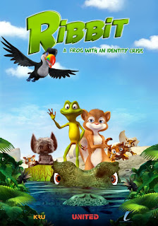 Ribbit: La rana traviesa (2014)
