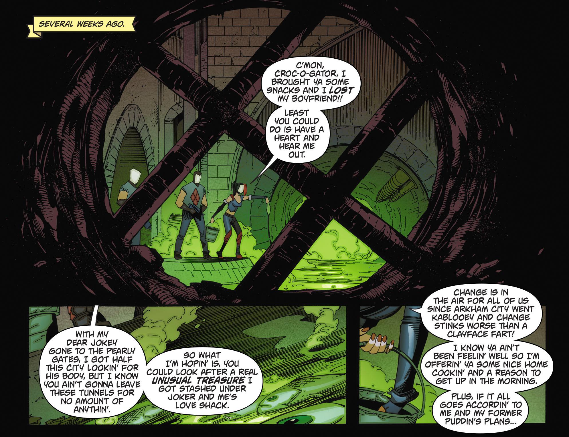 Batman: Arkham Knight [I] Issue #6 #8 - English 3
