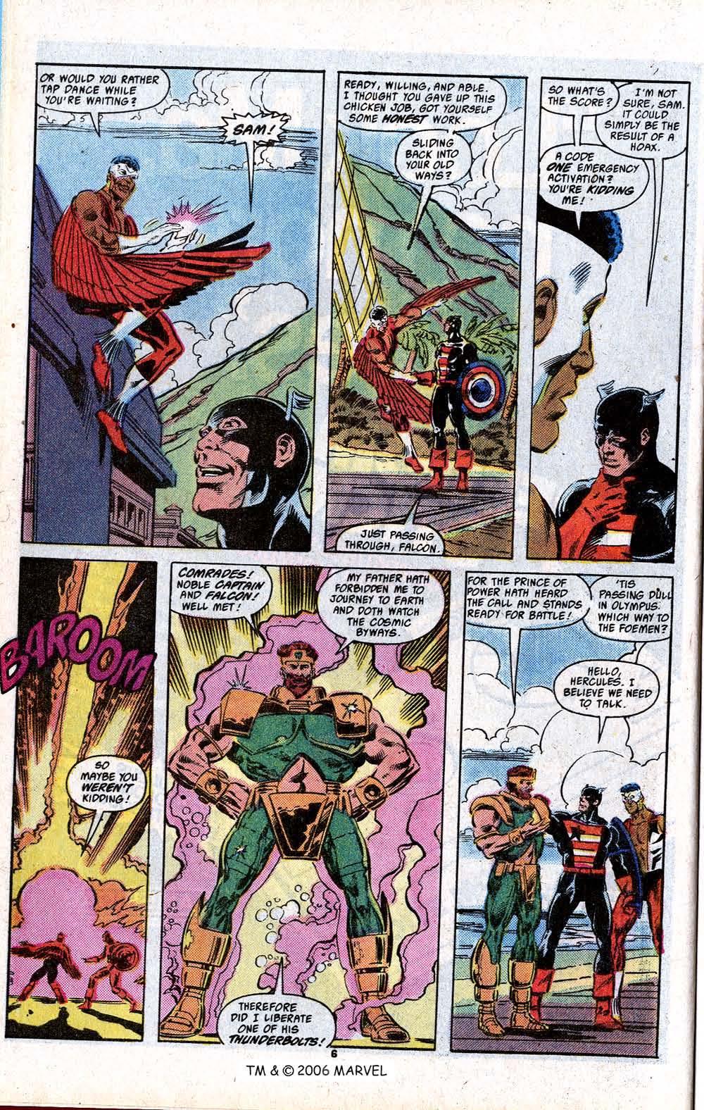 Captain America (1968) Issue #348c #280 - English 8