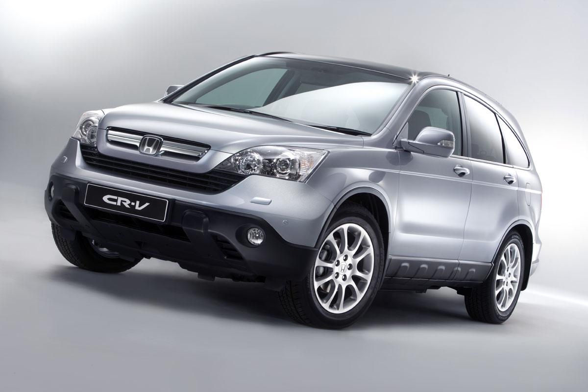 Внедорожная тема 2012 Honda Crv Turbo