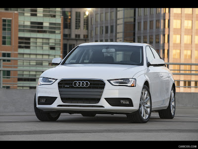 Audi A4 2014 is now to easy to buy and its brings best interiors in luxury car.