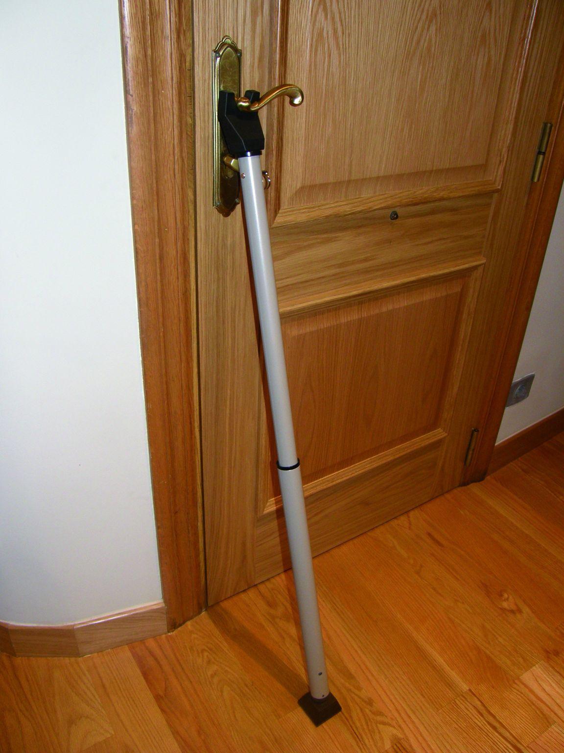 Arregui te sientes seguro en tu casa for Puertas para dentro de casa