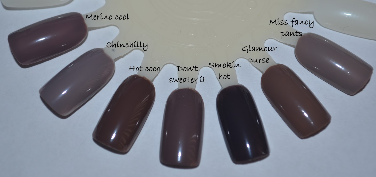 Essie Merino Cool Vs Chinchilly - More info