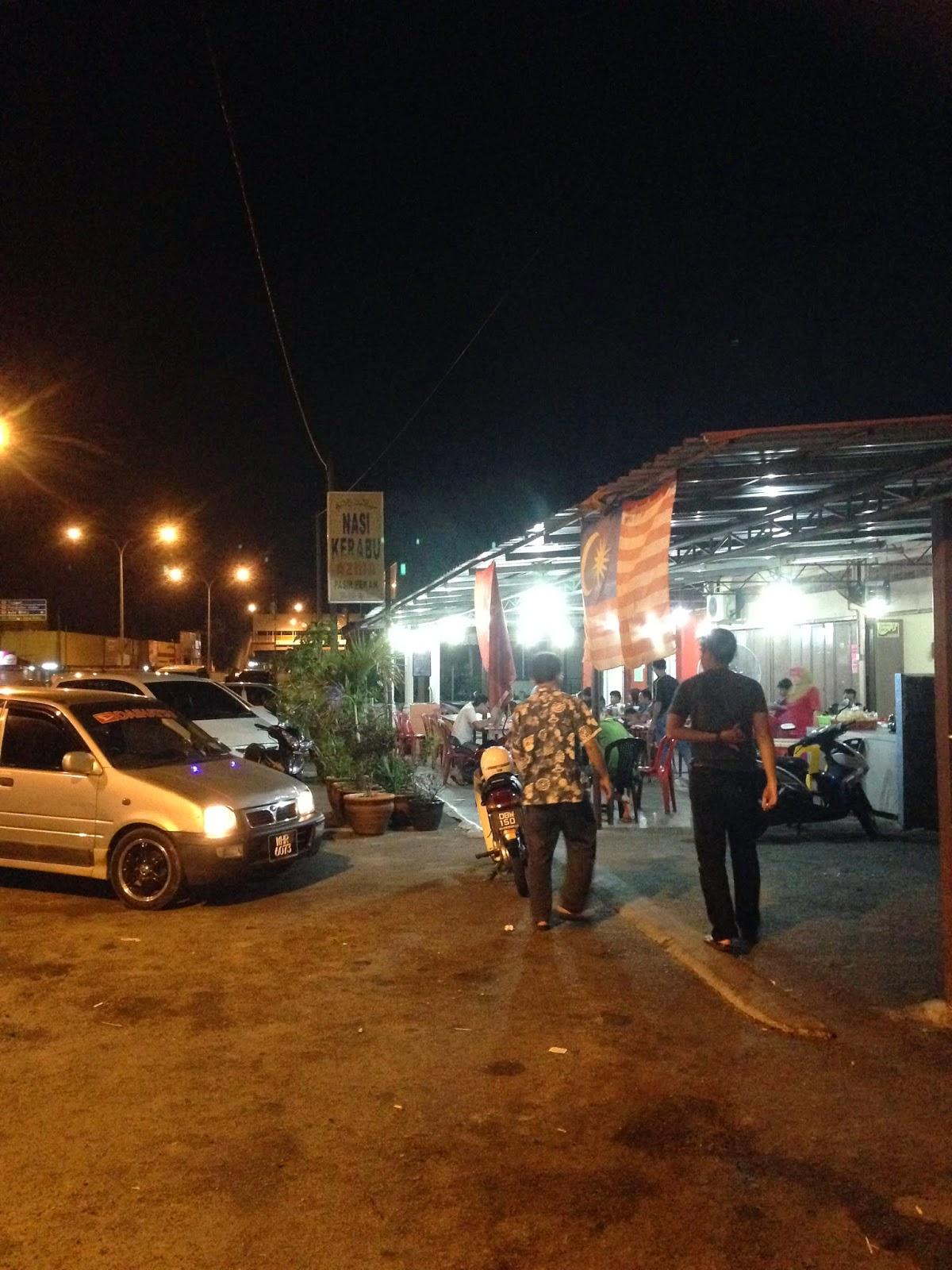 Nasi Kerabu Azma Pasir Pekan