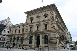 ehemalige Reichsbank-Hauptstelle der Stadt