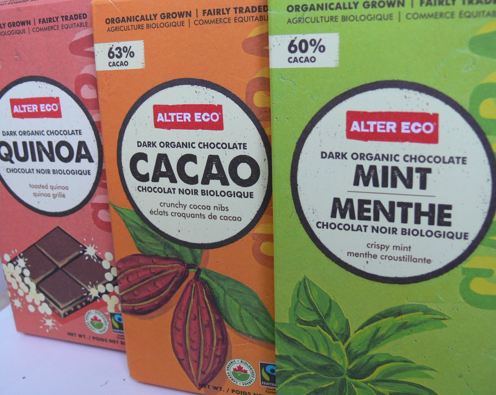 The Ultimate Chocolate Blog: Certified Organic and Fair Trade ...