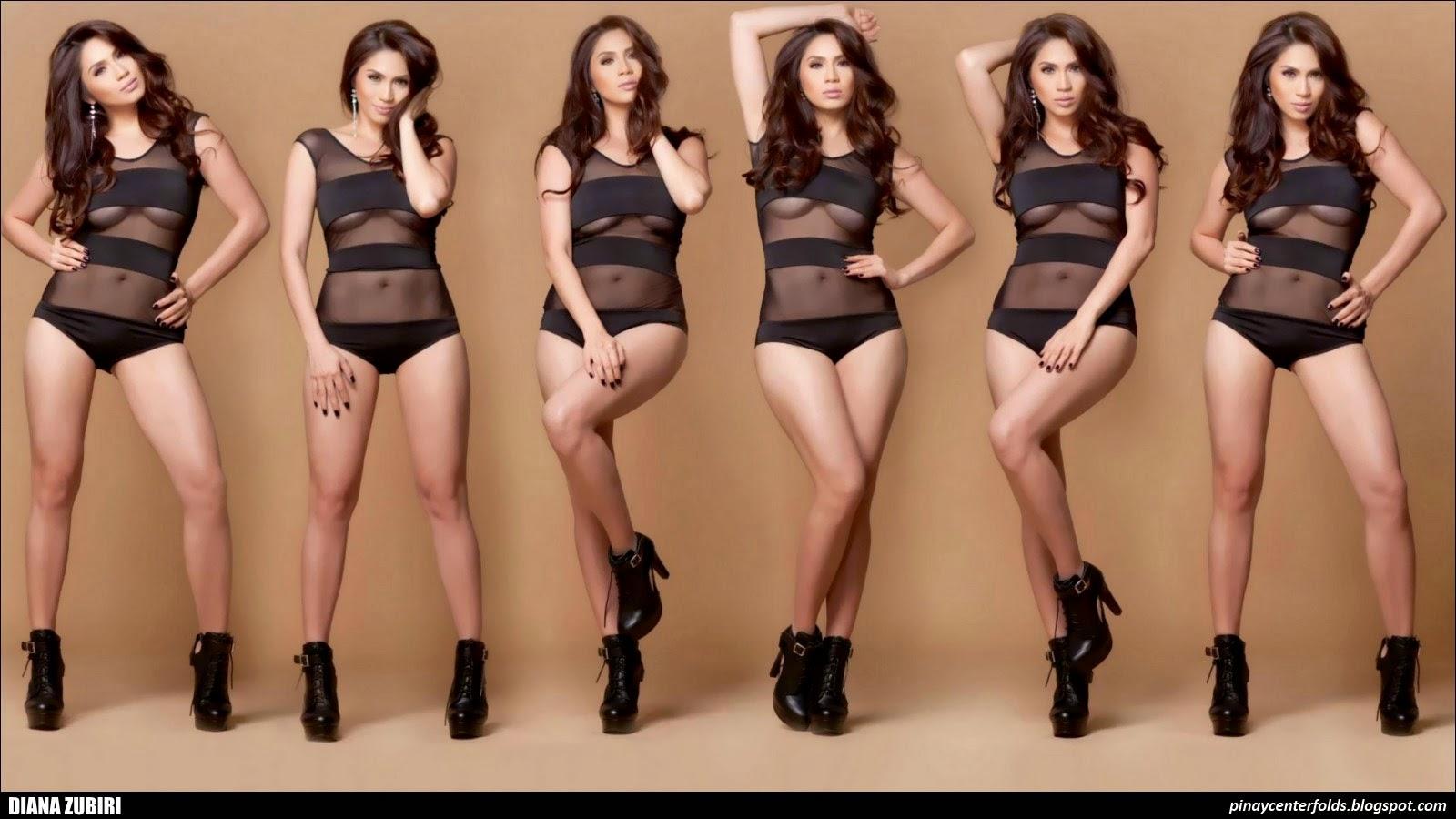 Diana Zubiri In FHM September 2014 3