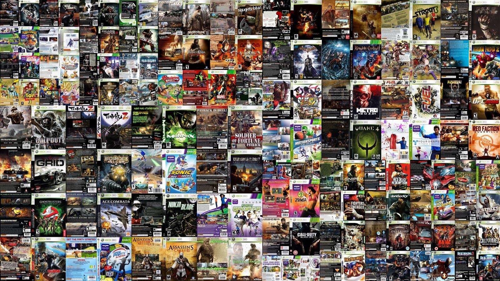 Juegos de hentai de Xbox 360