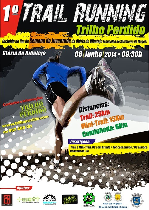 Trilhos perdidos, Glória Ribatejo,8/6/2014