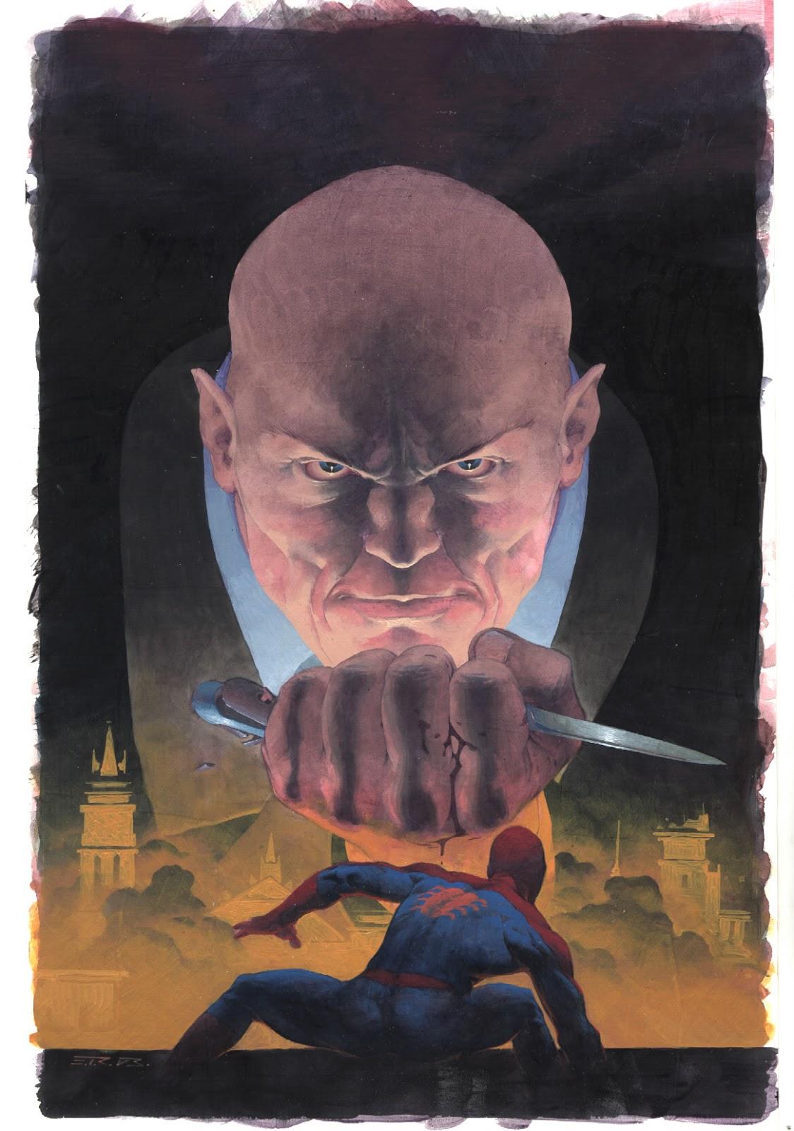 Kingpin (Marvel Comics) Character Review