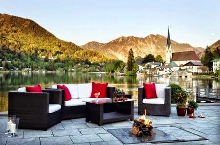 Beliebte Hotels in den Bergen