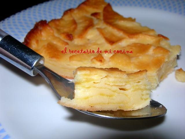 Tarta de manzana de Rosa