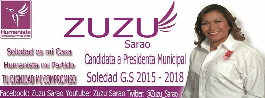 """""""URGE CAMBIAR AL MUNDO"""": ZUZU"""